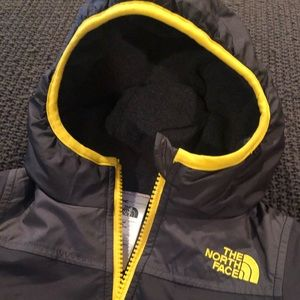 North face 6/12 month